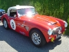 Austin Healey works rally vogn